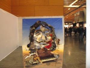 Dali, installation
