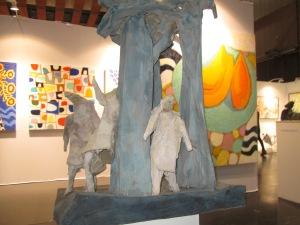 sculpture Lisbeth DELISLE