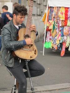 Un guitariste extraordiaire
