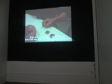capture d'écran de la v cdéo de Simon Zytka et Arthur Bled, sous influences, vidéo 2015
