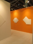 Galerie Allemande Jordan Seydoux présentant les travaux de Morellet,