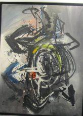 Proposée par la galerie Régis Dorval, , prix indicatif 135 00 E