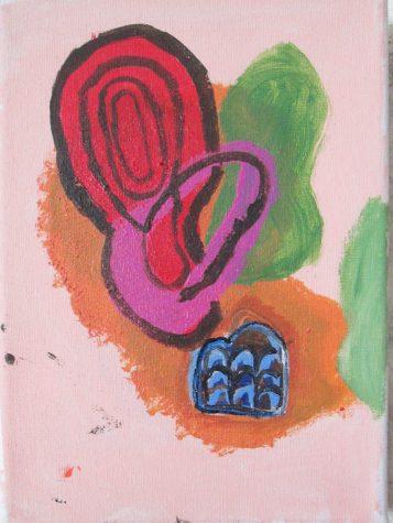 couleurs, stéphanie huguenot, acrylique sur toile, 25x18