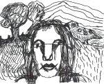 les lendemains gris, illustration stéphanie Huguenot,