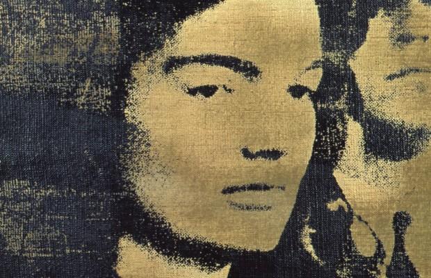 Jackie (Gold) par Andy Warhol 1964