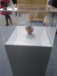 exposition les 1001 bols,biennale de la céramique, steenwerck 2017