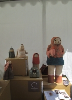 Anne Sophie Gilloen, biennale de la céramique, Stéenwerck 2017