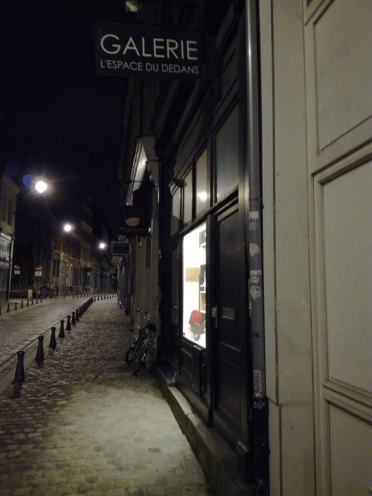 La galerie du dedans rue